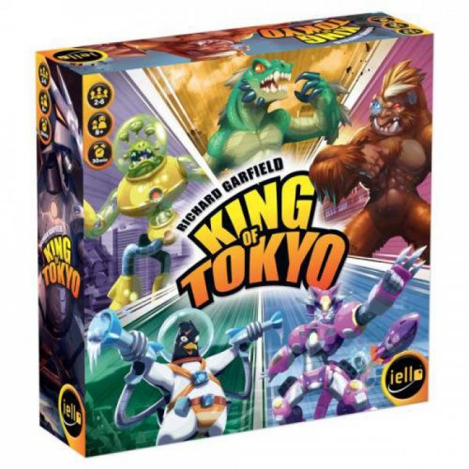 King of Tokyo ( Nouvelle Edition )