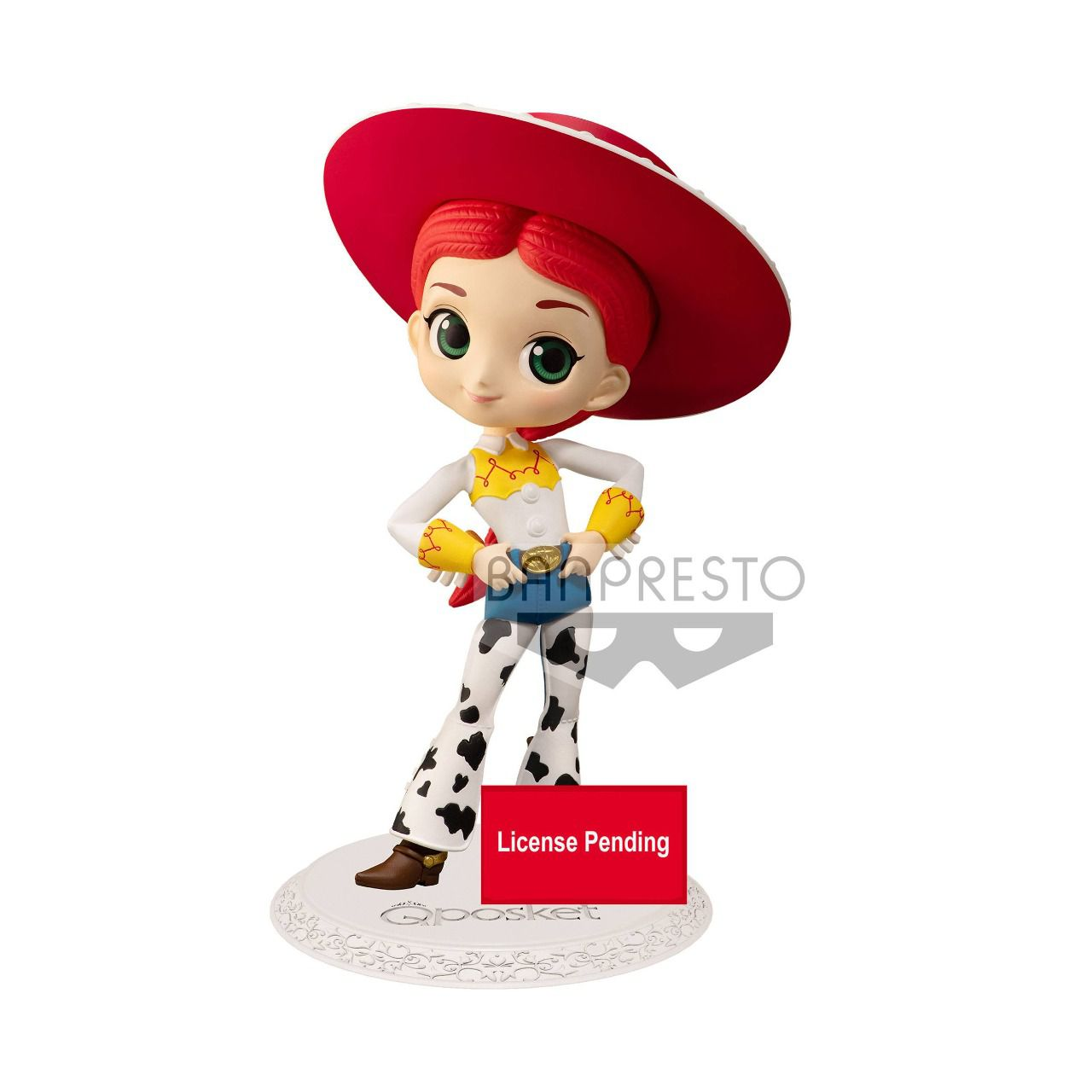 Figurine Q Posket Jessie Version. A (Toy Story) 14 cm