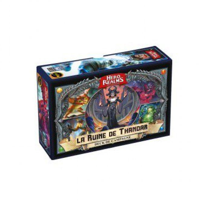 Hero Realms - La ruine de Thandar