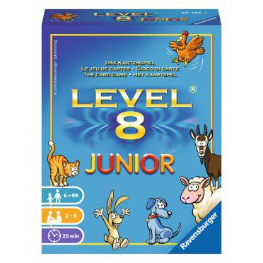 Level 8 Junior