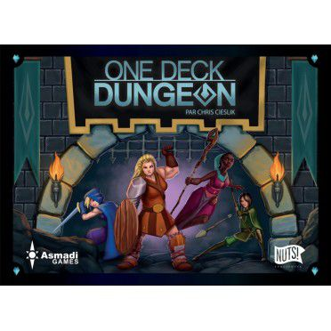 One Deck Dungeon VF