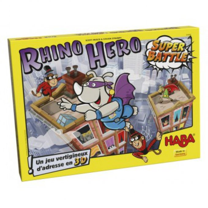 Rhino Héro - Super Battle