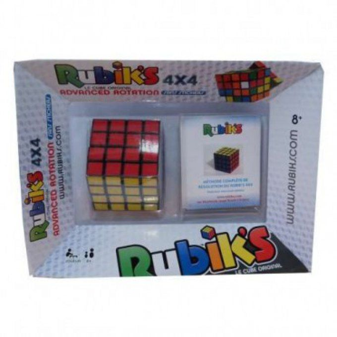 Rubik's cube 4x4 Advanced Rotation