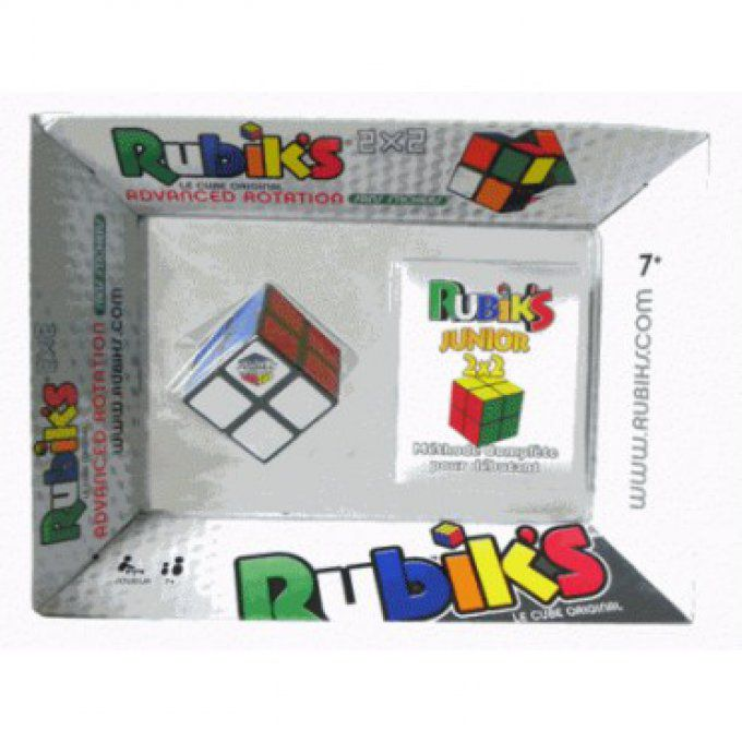 Rubik's Cube - 2x2 Advanced Rotation