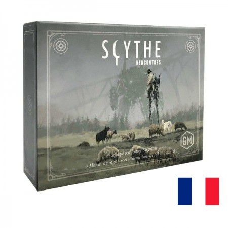 Scythes - Rencontres (extension)