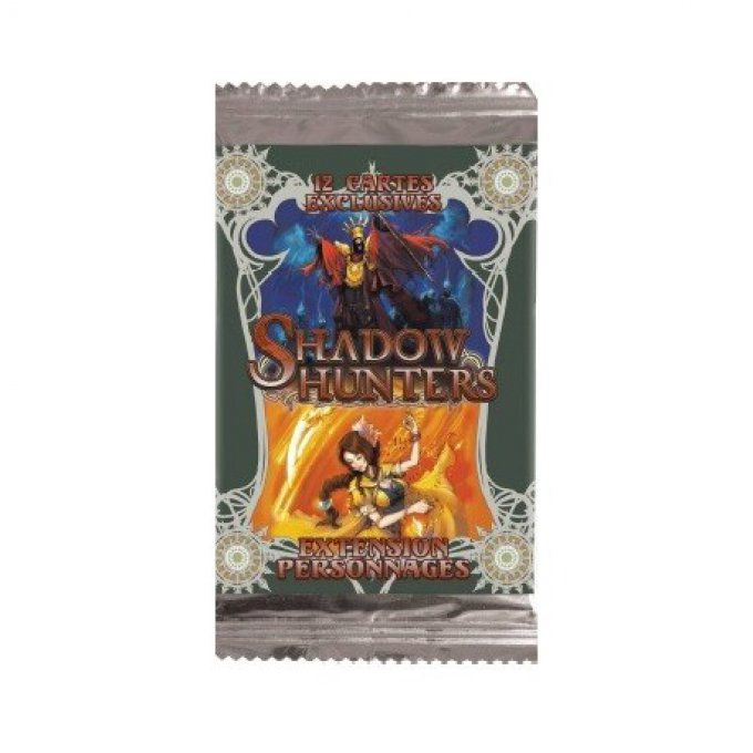 Shadow Hunters - Extension Personnages