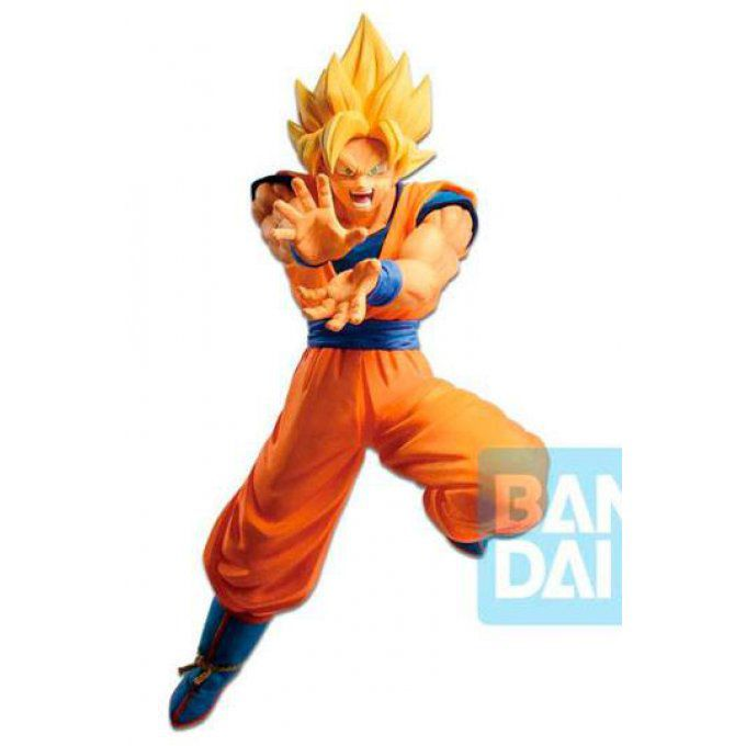 FIGURINE SON GOKU ANDROID BATTLE