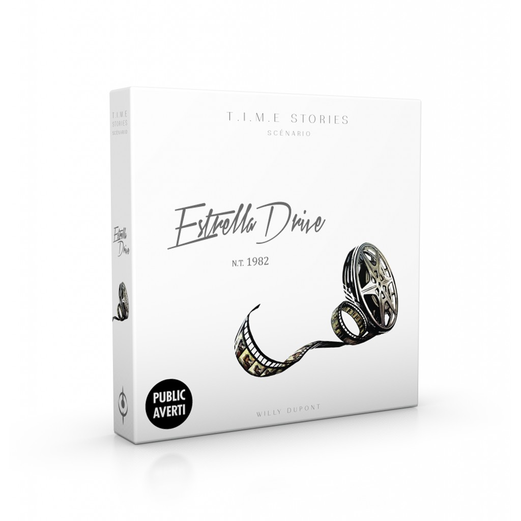 Time Stories-Estrella Drive